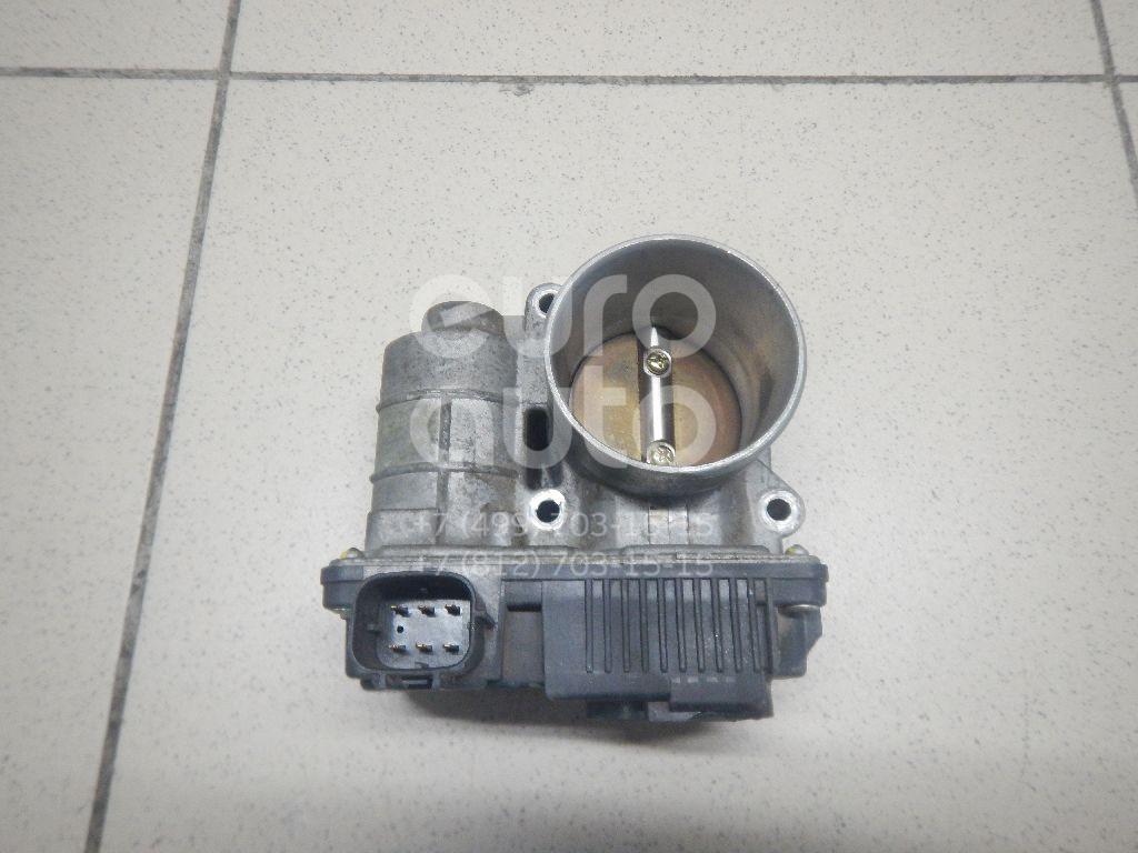 Заслонка дроссельная электрическая Nissan Almera Classic (B10) 2006-2013; (1611895F0C)