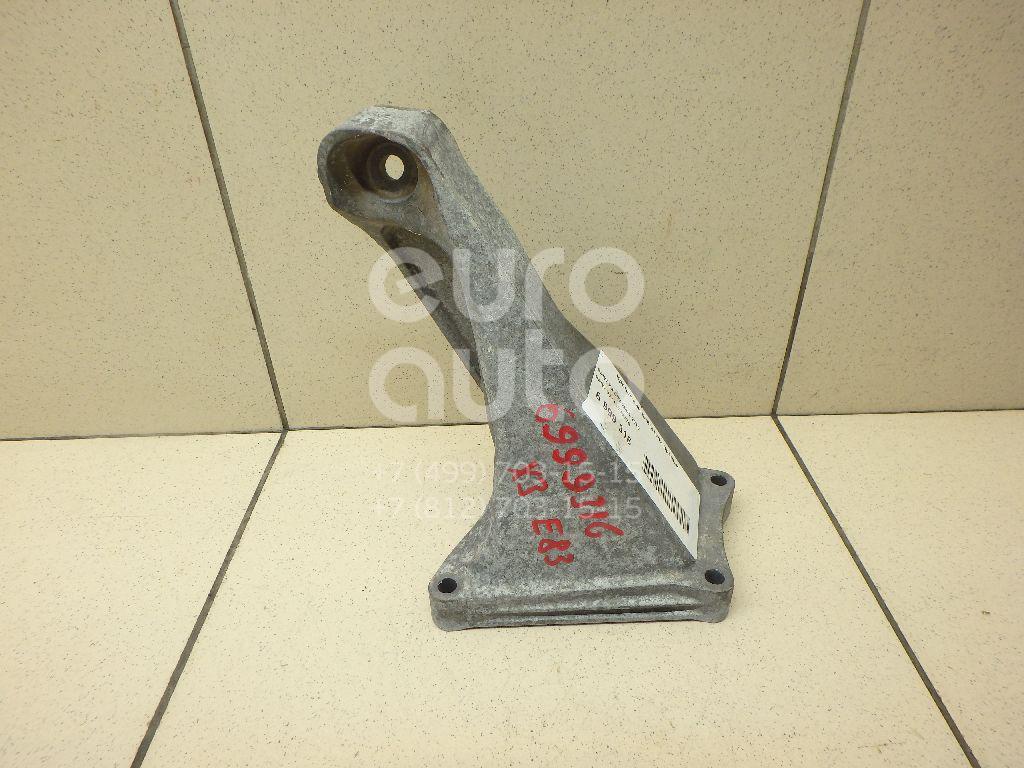 Купить Кронштейн двигателя правый BMW X3 E83 2004-2010; (22113332276)