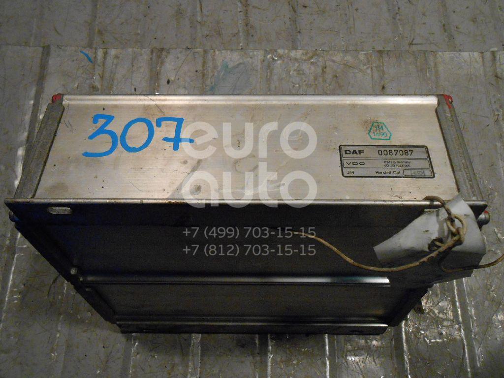 Купить Блок управления двигателем DAF 95 1987-1998; (0087087)