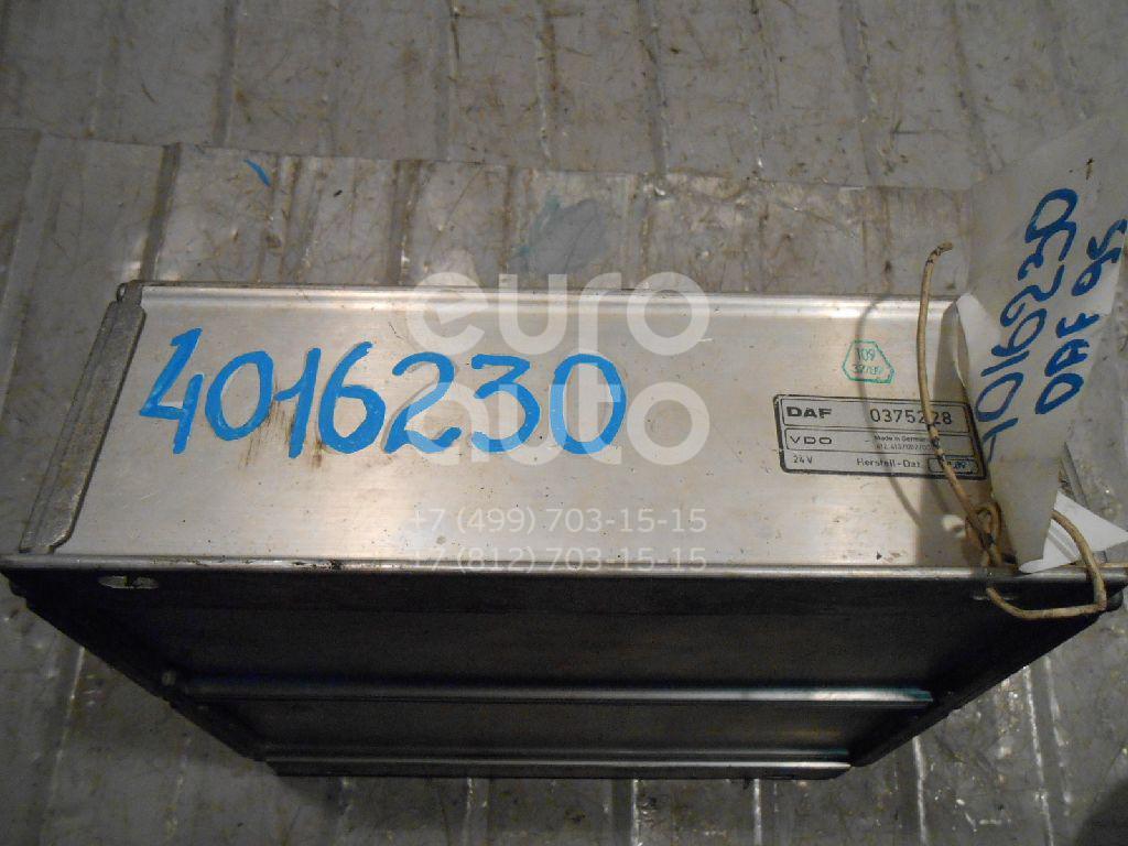 Купить Блок управления двигателем DAF 95 1987-1998; (0375228)