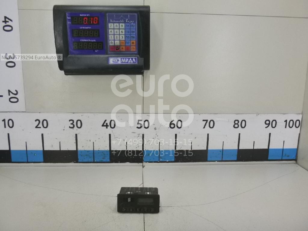 Пульт управления отопителем Renault TRUCK Magnum 1990-2005; (5010149507)  - купить со скидкой