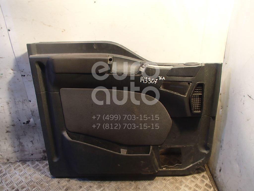 Купить Обшивка двери передней левой MAN 4-Serie TGA 2000-2008; (81.62630.6035)