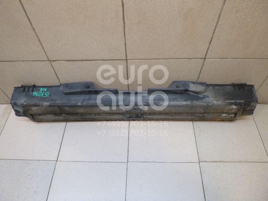 Решетка в бампер центральная Mercedes Benz TRUCK ACTROS I 1996-2002; (9418853822)  - купить со скидкой