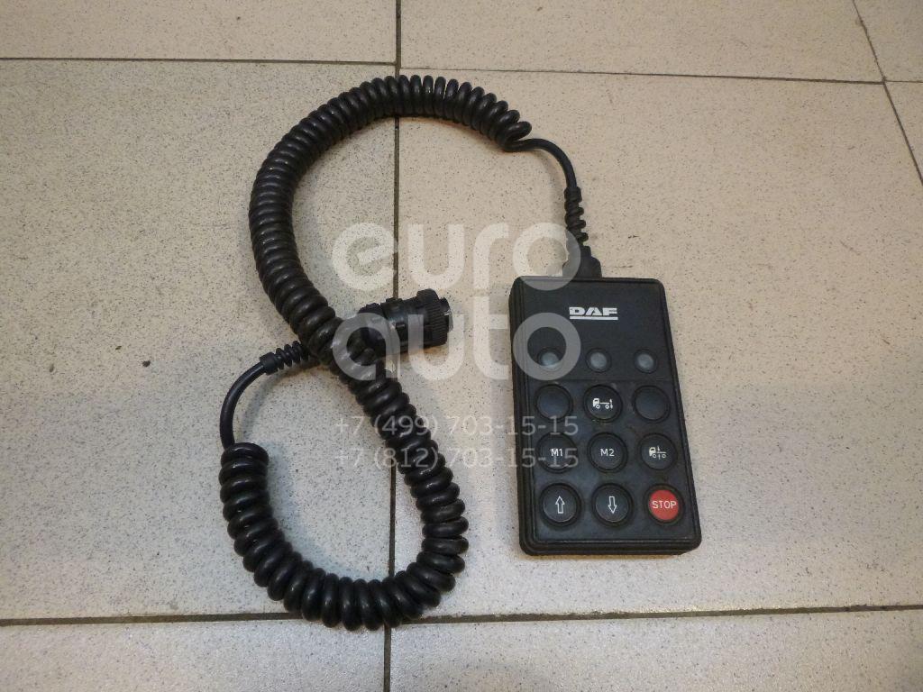 Купить Пульт управления пневморессорами DAF XF 2002-; (4460561290)