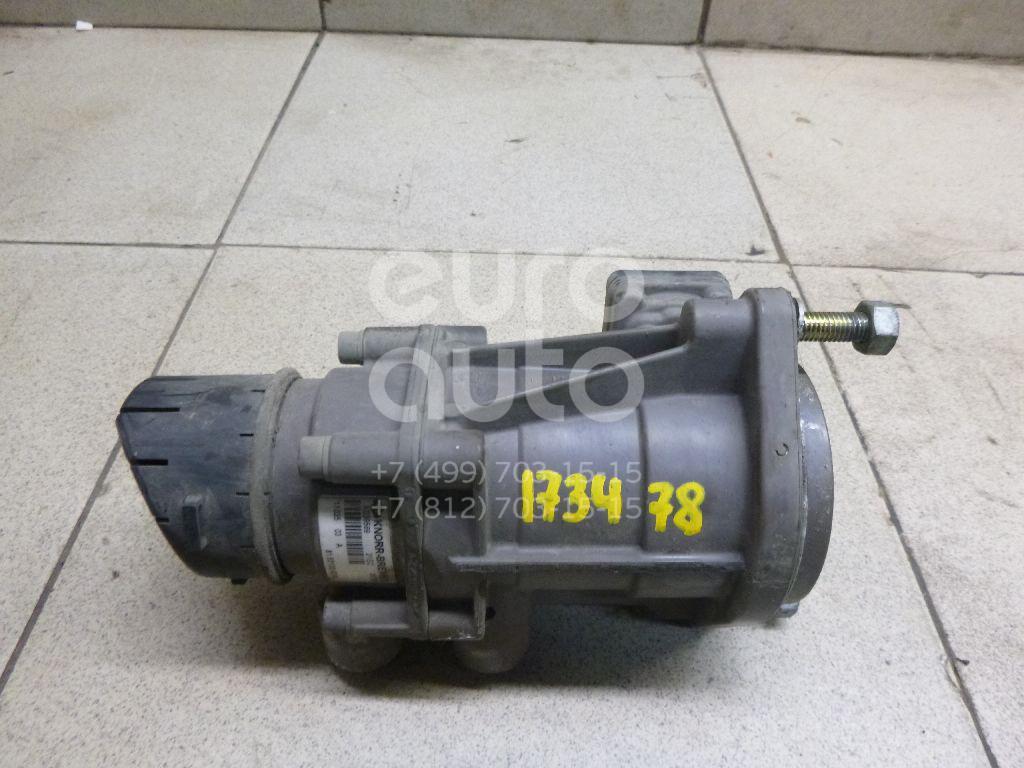 Купить Кран тормозной главный MAN 4-Serie TGA 2000-2008; (81.52130.6298)