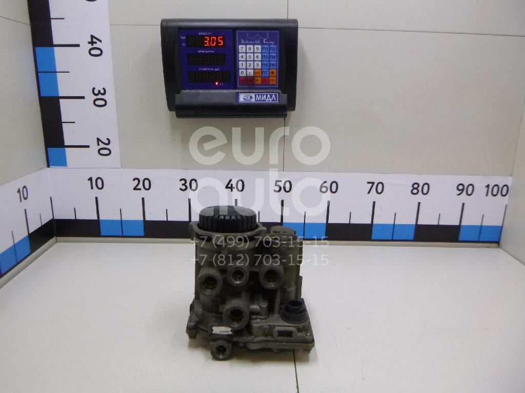 Кран управления тормозами прицепа DAF XF 2002-; (4802040020)  - купить со скидкой