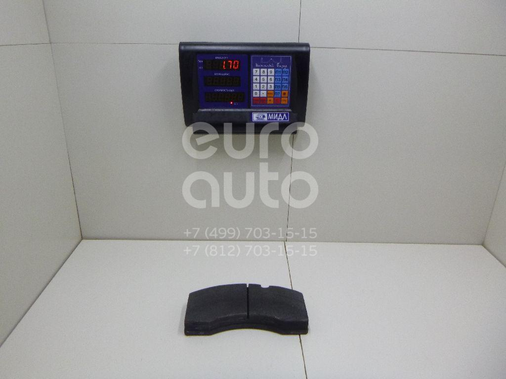 Купить Колодки тормозные задние дисковые к-кт BPW R 1982-; (29228)