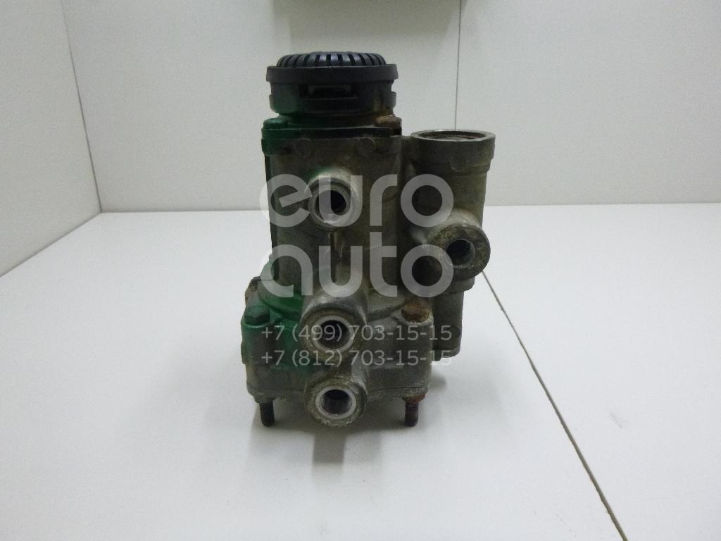 Купить Кран управления тормозами прицепа Scania 4 R series 1995-2007; (9730090107)