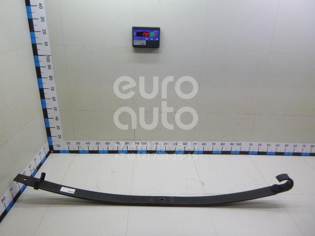 Лист рессорный подкоренной Renault TRUCK Premium 1996-2004; (50102942042)
