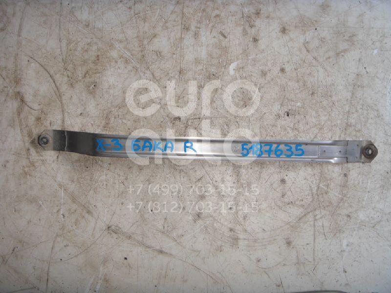 Купить Лента крепления бензобака BMW X3 E83 2004-2010; (16116759672)