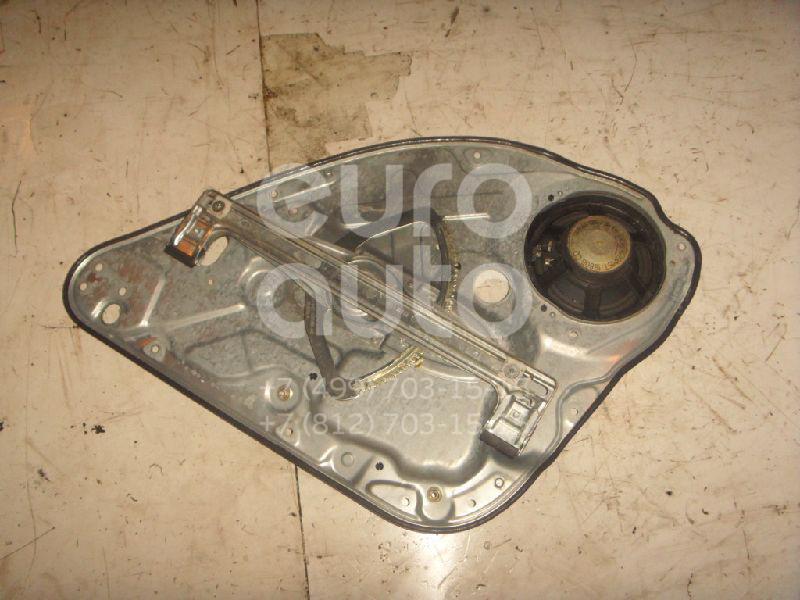 Стеклоподъемник механ. задний левый Ford C-MAX 2003-2010; (1697785)