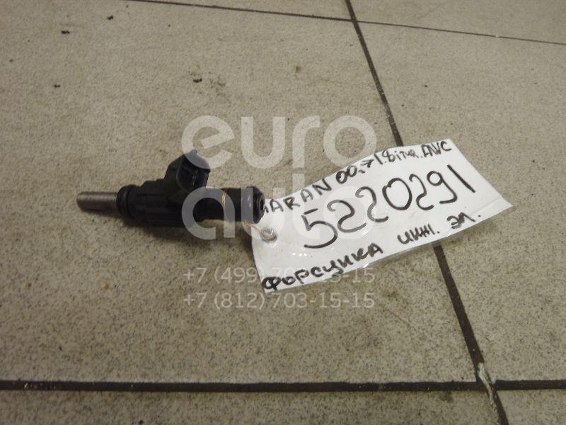 Купить Форсунка инжекторная электрическая VW Sharan 2000-2004; (06A906031AE)