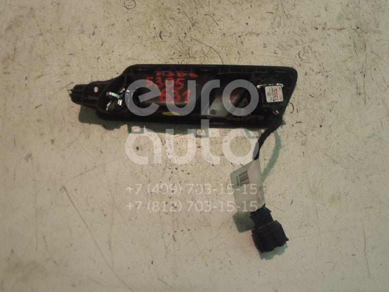 Ручка двери задней внутренняя правая VW Passat [B6] 2005-2010; (3C4839114P)