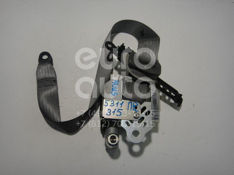 Ремень безопасности с пиропатроном Toyota Prius 2003-2009; (7321047081B0)  - купить со скидкой