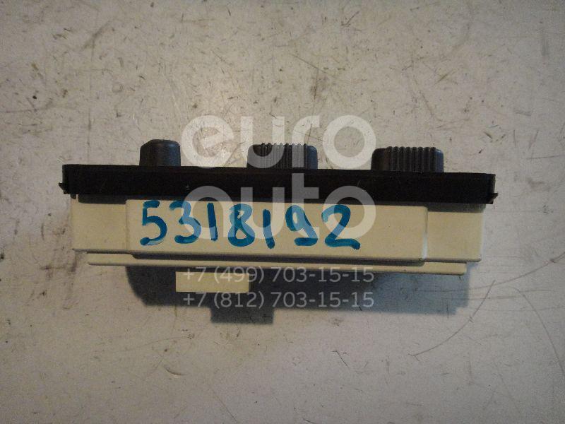 Блок управления отопителем Chevrolet Tahoe II 2000-2006; (15748176)