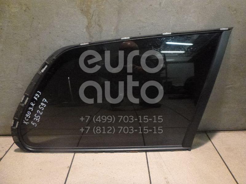 Стекло кузовное глухое правое Volvo XC90 2002-2015; (30674491)  - купить со скидкой