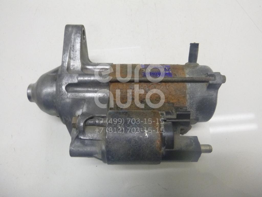 Купить Стартер Toyota Corolla E15 2006-2013; (2810037030)