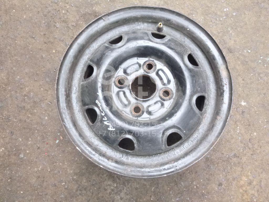 Диск колесный железо для Suzuki Baleno 1995-1998 - Фото №1