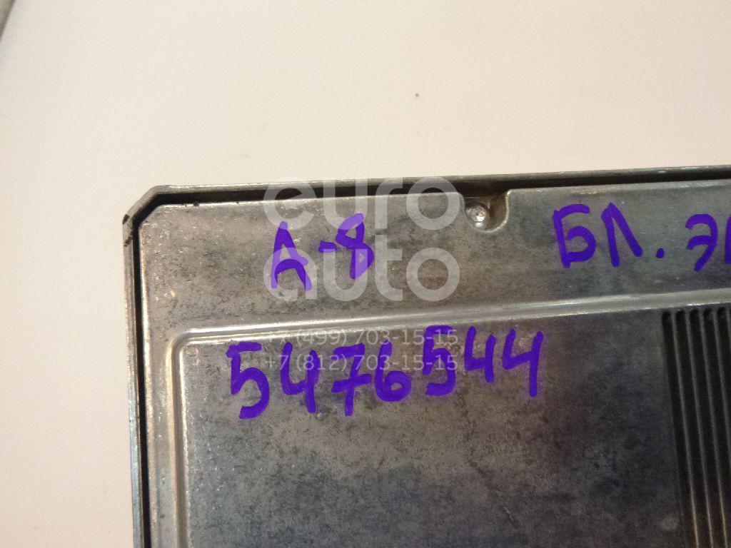 Блок электронный Audi A8 [4E] 2003-2010; (4E0862333B)