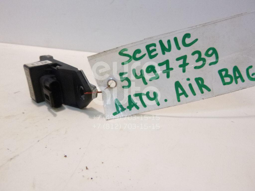 Купить Датчик AIR BAG Renault Scenic 1999-2003; (8200082994)