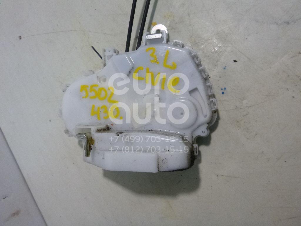 Купить Замок двери задней левой Honda Civic 5D 2006-2012; (72650SMGG03)