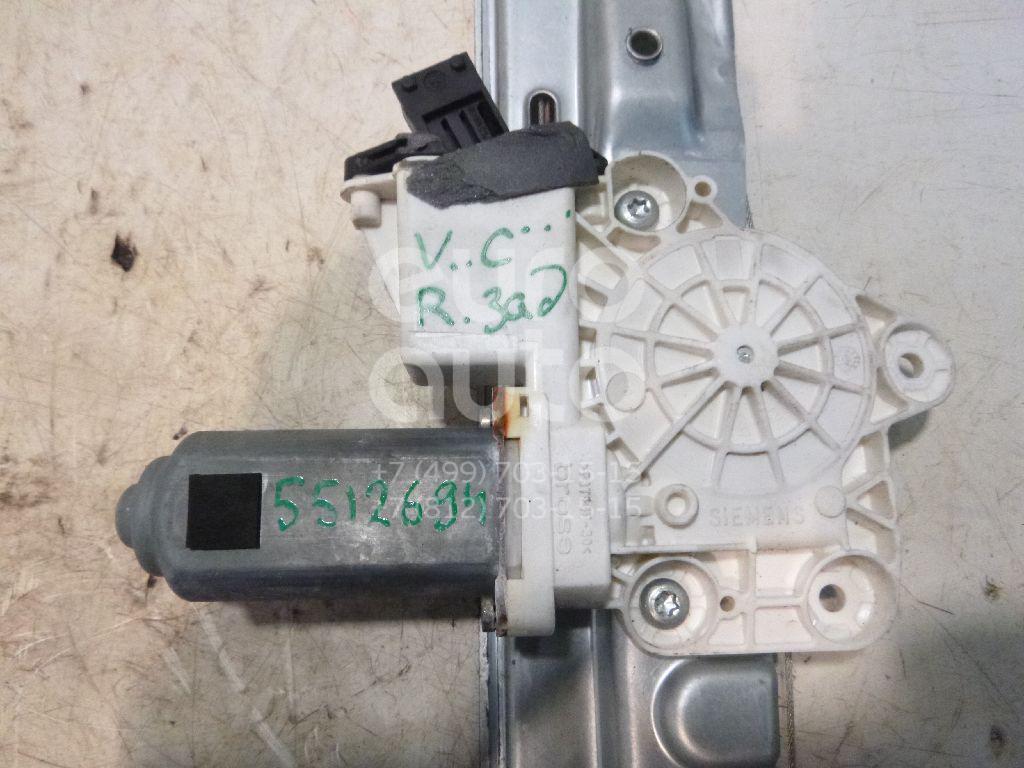 Стеклоподъемник электр. задний правый Opel Vectra C 2002-2008; (24451522)  - купить со скидкой