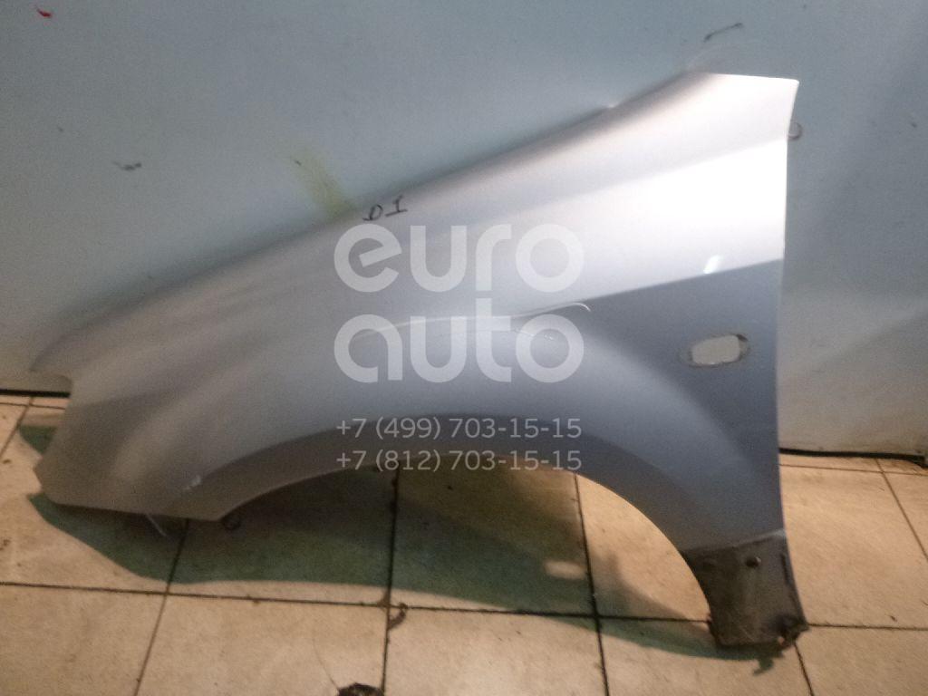 Купить Крыло переднее левое Mitsubishi Outlander (CU) 2001-2008; (MR990117)