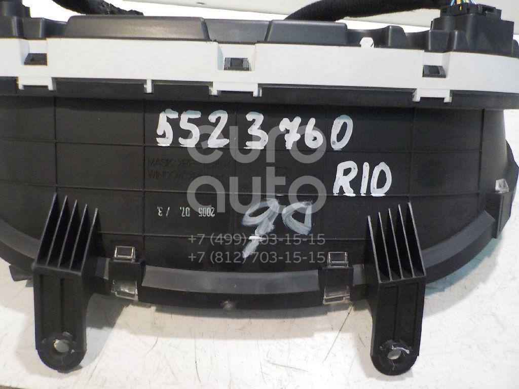 Купить Панель приборов Kia RIO 2005-2011; (940011G020)