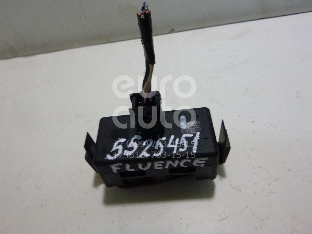 Кнопка аварийной сигнализации для Renault Fluence 2010> - Фото №1