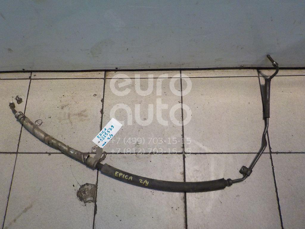 Шланг гидроусилителя для Chevrolet Epica 2006-2012 - Фото №1