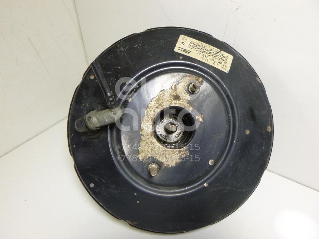 Усилитель тормозов вакуумный для Peugeot,Citroen 207 2006-2013;C2 2003-2008;1007 2005-2009;C3 2002-2009;C3 2009-2016 - Фото №1
