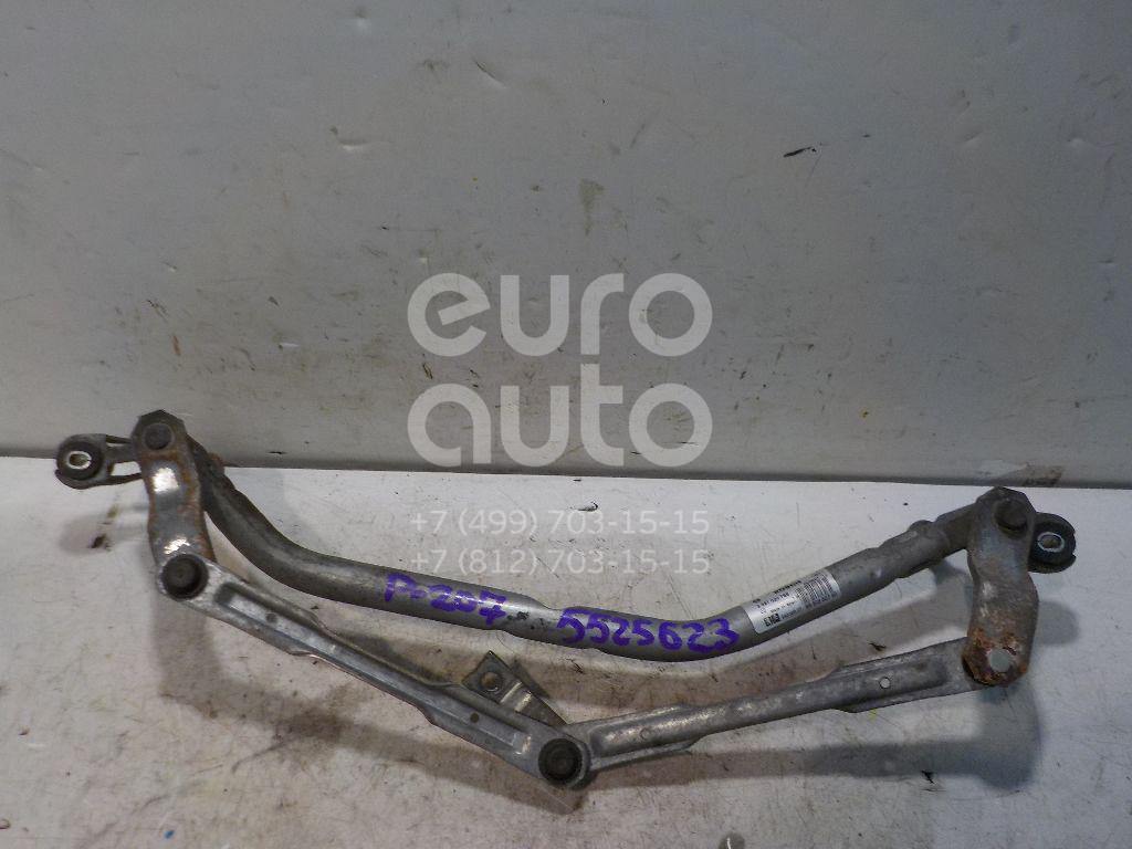 Трапеция стеклоочистителей для Peugeot 207 2006> - Фото №1
