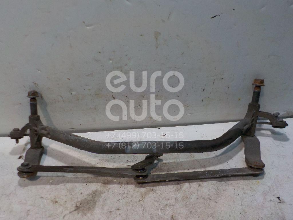 Трапеция стеклоочистителей для Peugeot 207 2006-2013 - Фото №1