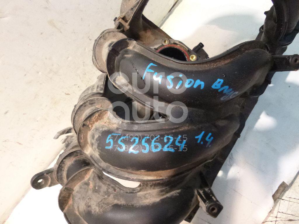 Коллектор впускной для Ford Fusion 2002-2012;Focus II 2005-2008;Fiesta 2001-2008;Focus II 2008-2011;Fiesta 2008> - Фото №1