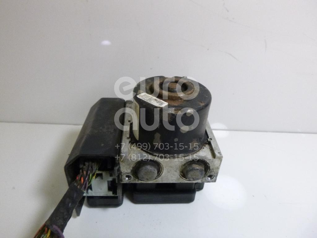 Блок ABS (насос) для Peugeot,Citroen 207 2006-2013;C2 2003-2008;1007 2005-2009;C3 2002-2009 - Фото №1