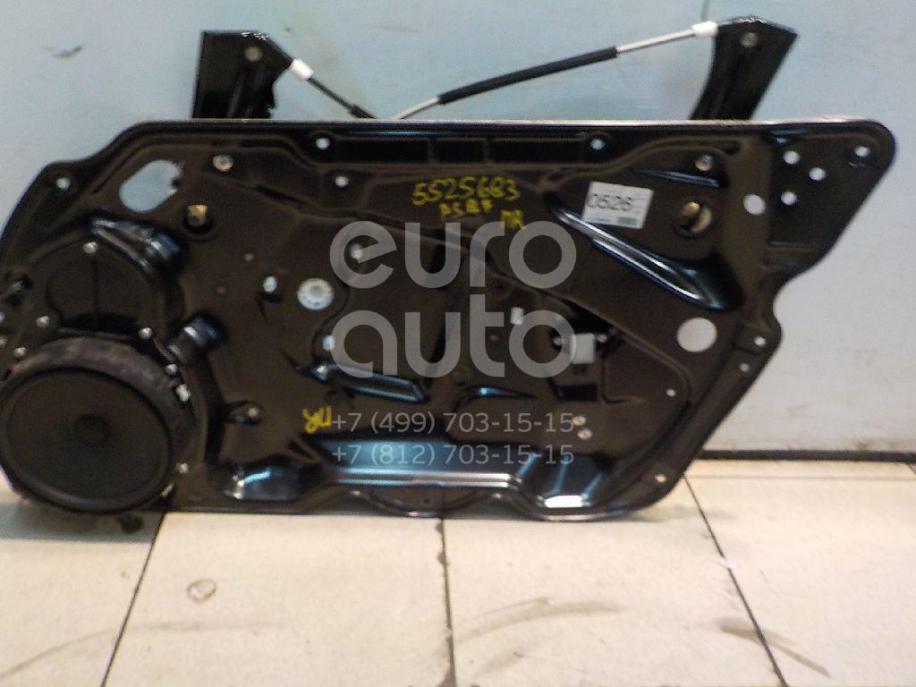 Стеклоподъемник электр. передний правый для VW Passat [B7] 2011-2015 - Фото №1