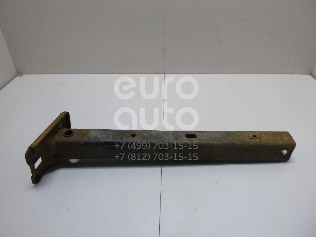 Кронштейн усилителя переднего бампера правый для Peugeot 207 2006-2013 - Фото №1