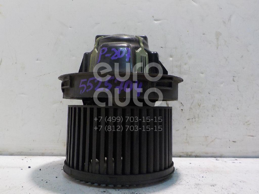 Моторчик отопителя для Peugeot 207 2006> - Фото №1