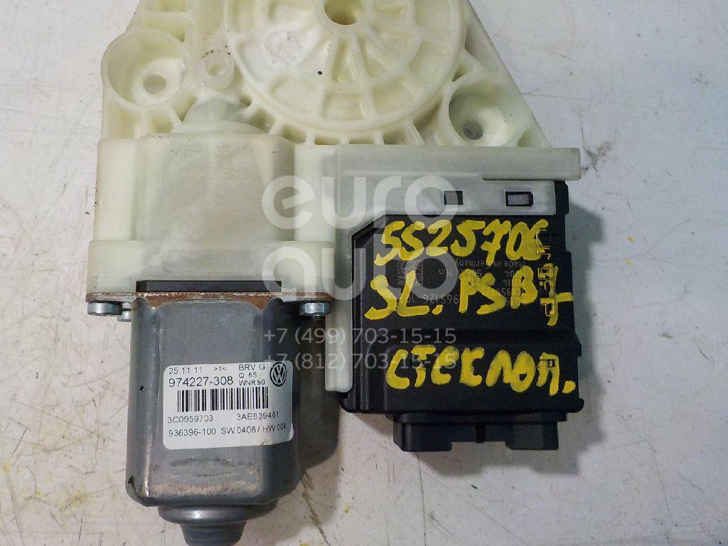 Моторчик стеклоподъемника для VW Passat [B7] 2011-2015 - Фото №1