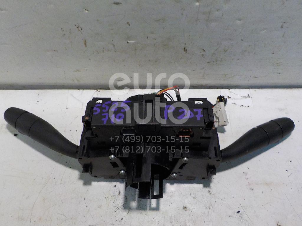 Переключатель подрулевой в сборе для Peugeot 207 2006> - Фото №1