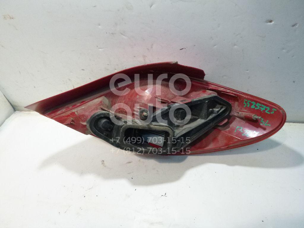 Фонарь задний левый для Peugeot 207 2006> - Фото №1