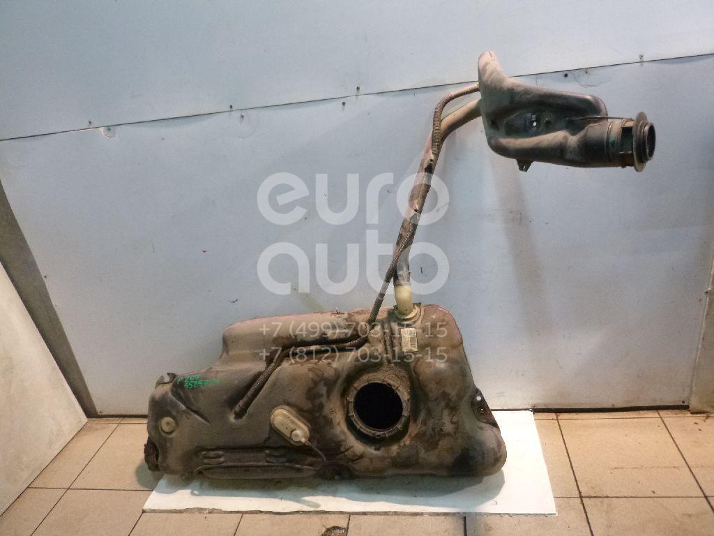 Бак топливный для Peugeot,Citroen 207 2006-2013;C3 Picasso 2008> - Фото №1
