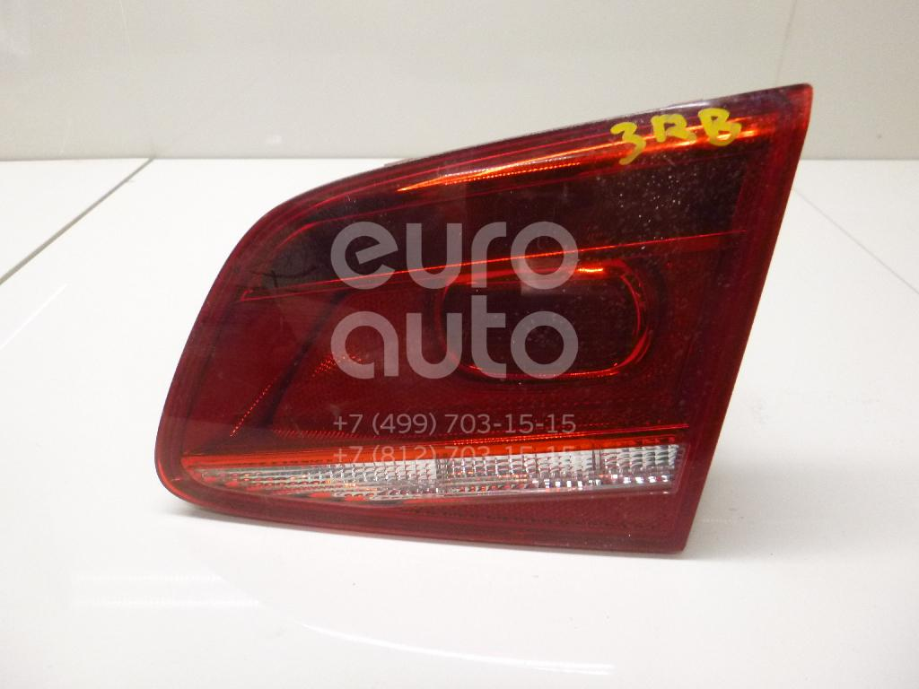 Фонарь задний внутренний правый для VW Passat [B7] 2011-2015 - Фото №1