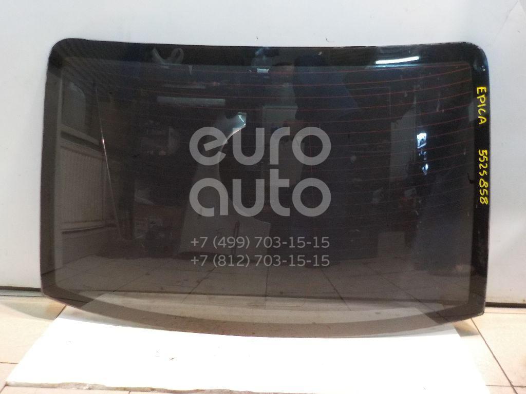 Стекло заднее для Chevrolet Epica 2006-2012 - Фото №1