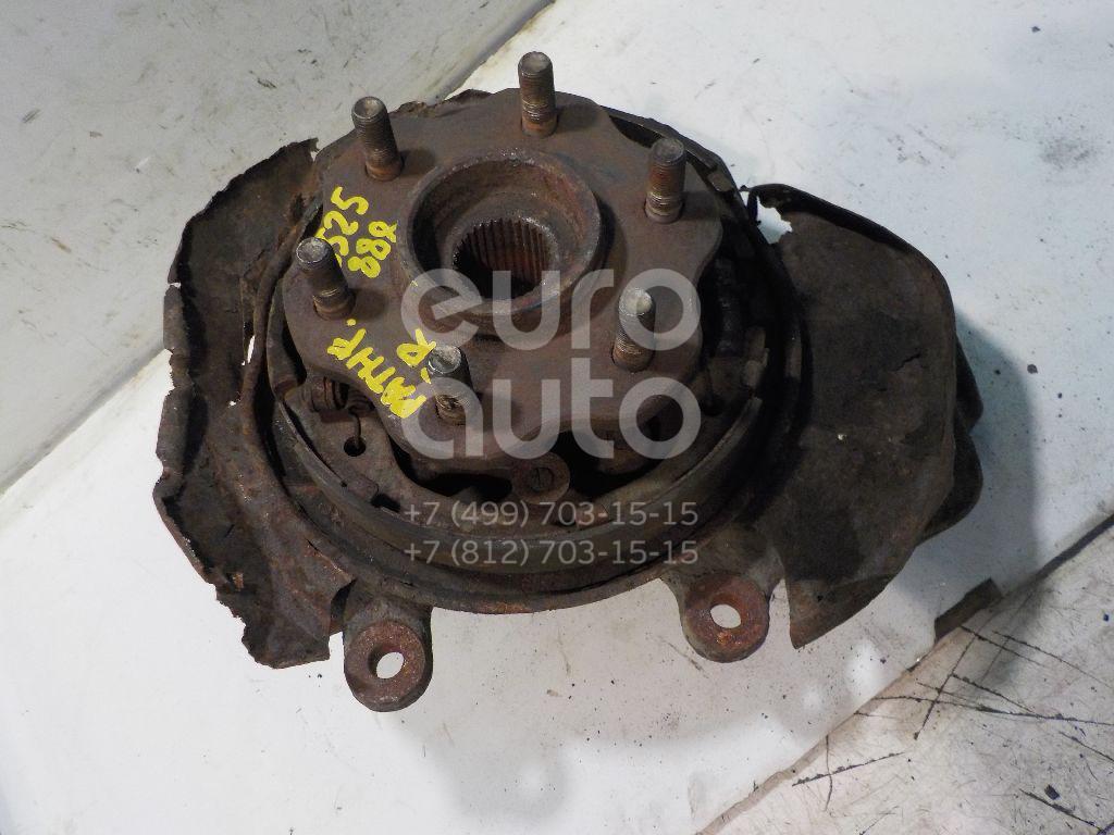 Кулак поворотный задний правый для Nissan Pathfinder (R51M) 2004-2013 - Фото №1