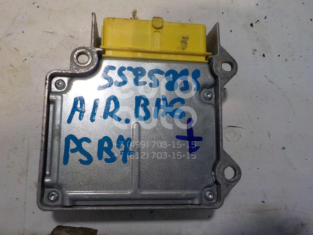 Блок управления AIR BAG для VW Passat [B7] 2011>;Passat [B6] 2005-2010;Tiguan 2007-2011 - Фото №1