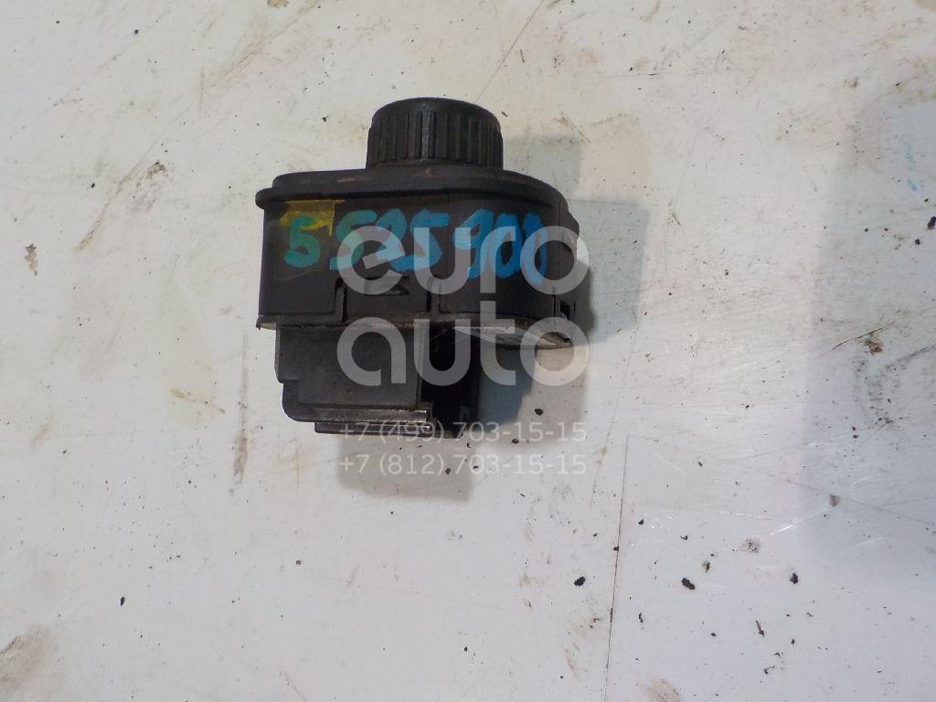Переключатель регулировки зеркала для VW Passat [B7] 2011-2015;Golf V Plus 2005-2014;Passat [B6] 2005-2010;Golf V 2003-2009;Jetta 2006-2011;Tiguan 2007-2011;Passat CC 2008> - Фото №1