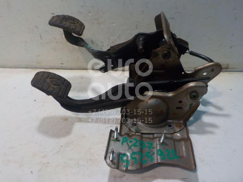 Блок педалей для Peugeot 207 2006-2013 - Фото №1