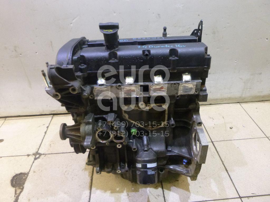 Двигатель для Ford Fusion 2002-2012;Fiesta 2001-2008 - Фото №1