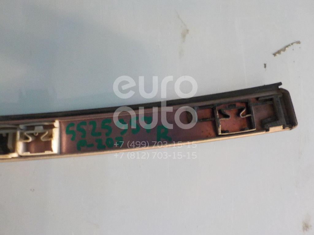 Молдинг крыши правый для Peugeot 207 2006> - Фото №1